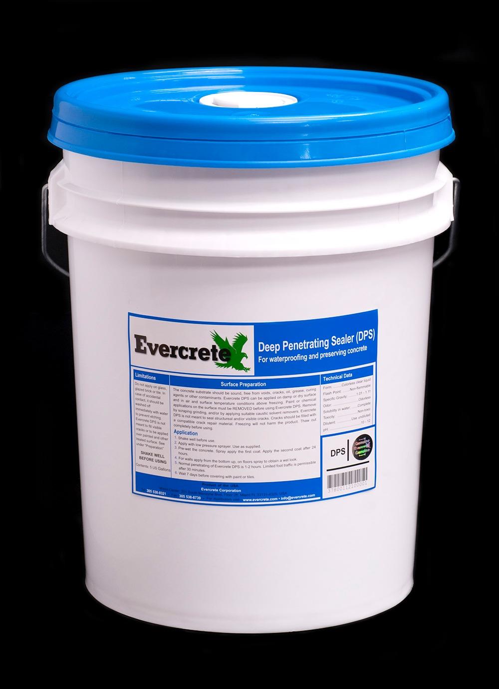 Evercrete Deep Penetrating Sealer (DPS)